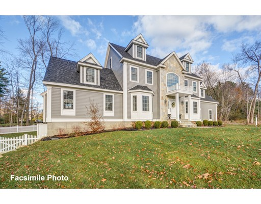 19 Boutwell Rd, Lot 1 Andover MA 01810