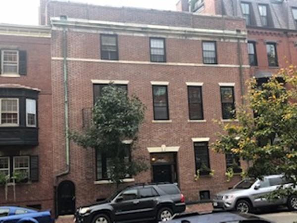 152 Mount Vernon St, Boston, MA, 02108, Beacon Hill Home For Sale