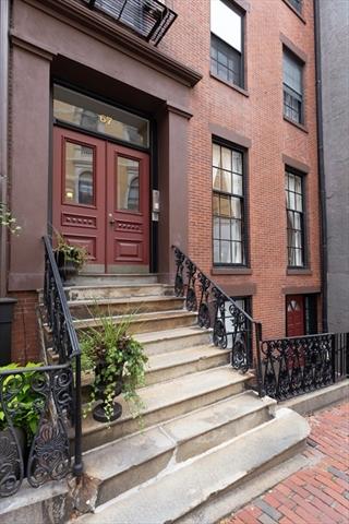 67 Hancock St., Boston, MA, 02114, Beacon Hill Home For Sale