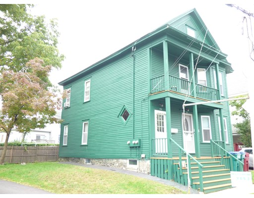 197 Stackpole Street, Lowell, MA 01852