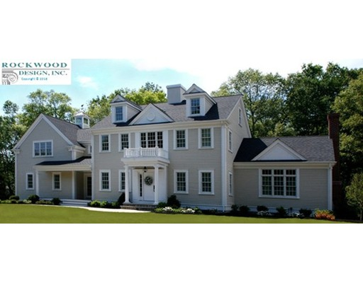 Lot 9 Heritage Lane Cohasset MA 02025
