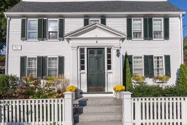 58 High St, Newburyport, MA, 01950, Essex Home For Sale