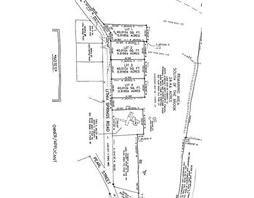 Lot 00 Lithia Springs Road, South Hadley, MA 01075