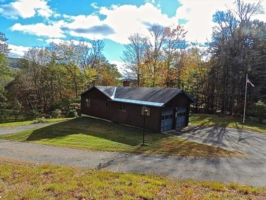 68 Colrain Road, Charlemont, MA<br>$409,900.00<br>37.1 Acres, 2 Bedrooms
