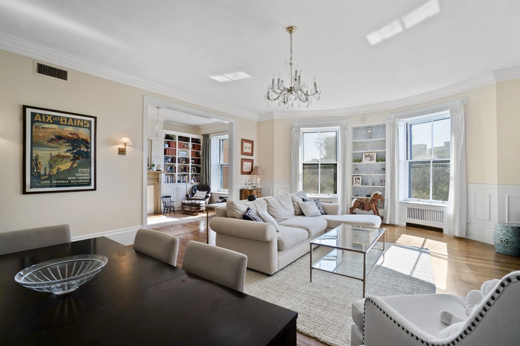 Beacon Hill Condo for Sale: 35 Beacon Street