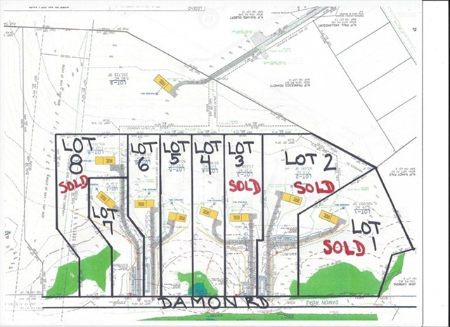 lot 5 115 damon Road Fitchburg MA 01420