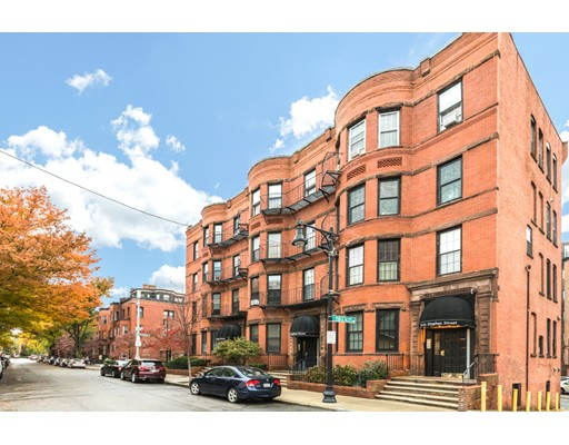 23 Saint Stephen Street, Boston, MA 02115