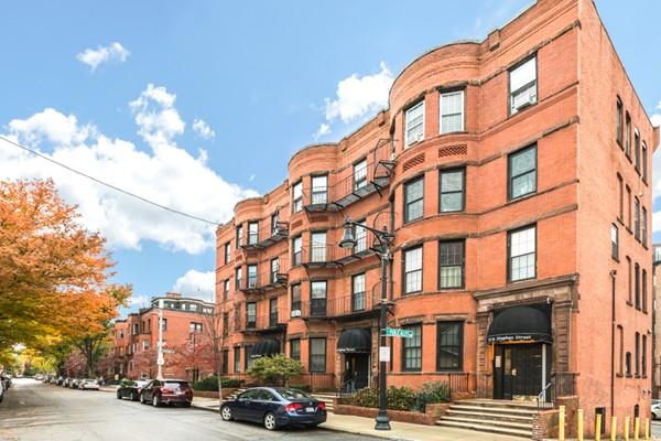 23 Saint Stephen St, Boston, MA, 02115, The Fenway Home For Sale
