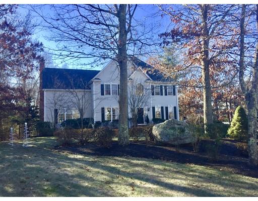 11 Harvestwood Lane, Mansfield, MA