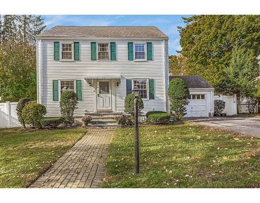 27 LITTLE POND Road, Belmont, MA