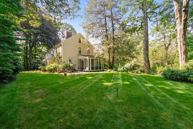 8 Old Farm Road, Wellesley, MA, 02481, Wellesley Farms  Home For Sale