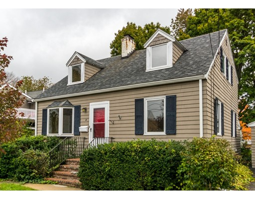 12 Brandley Road, Watertown, MA