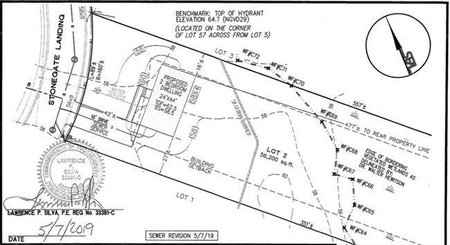Lot 2 Stonegate Landing Dighton MA 02764