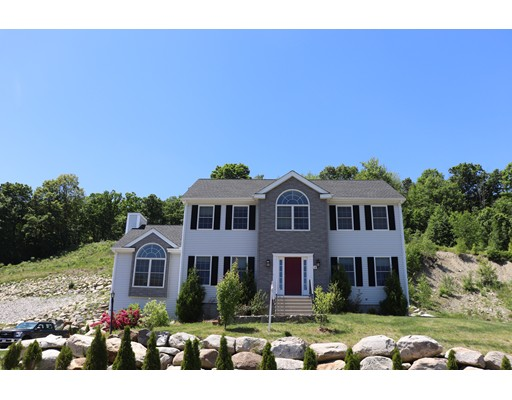 8 Longley Hill Road Boylston MA 01505