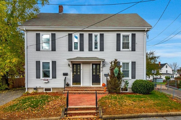 7 Border St, Woburn, MA, 01801, Middlesex Home For Sale