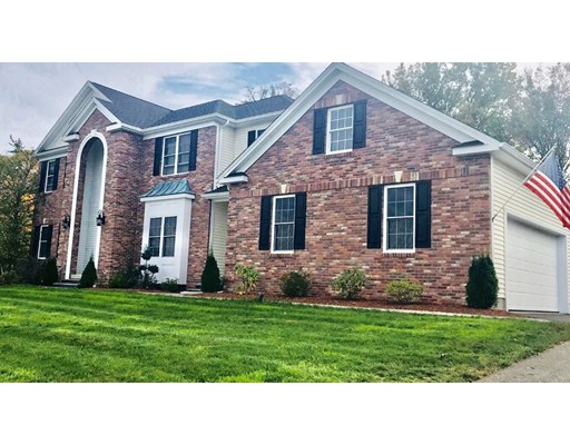 25 Farmington Circle, Agawam, MA