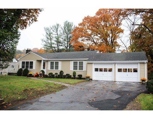 6 Meadow View Road, Wakefield, MA
