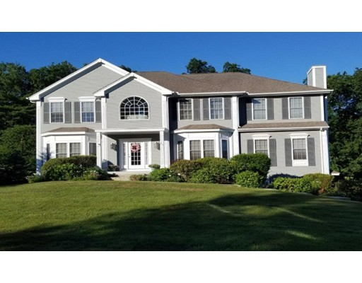 244 Webster Woods Lane, North Andover, MA