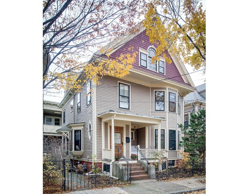 61 Preston Road, Somerville, MA