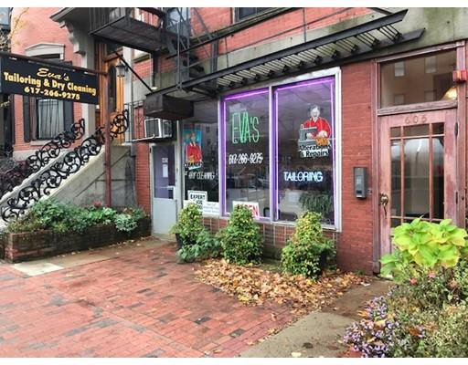 605 Massachusetts Avenue, Boston, MA 02118