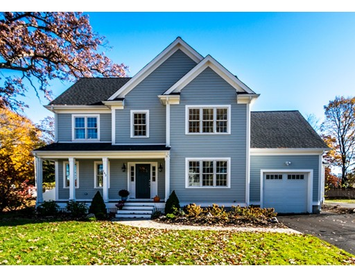 162 Warren Street, Needham, MA 02492