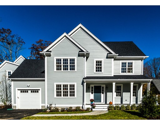 166 Warren Street, Needham, MA 02492