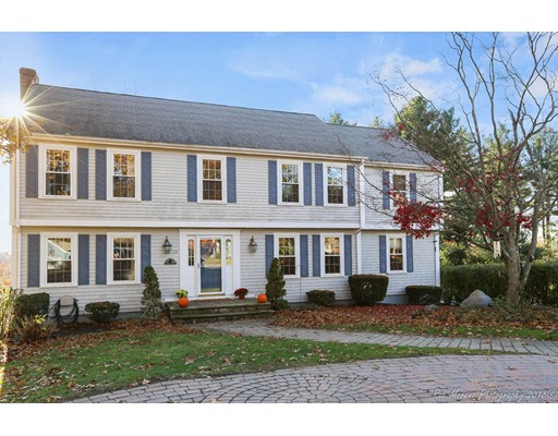 119 Blueberry Hill Lane, North Andover, MA