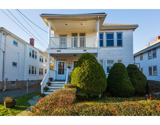261-263 Roslindale Ave, Boston, MA 02131