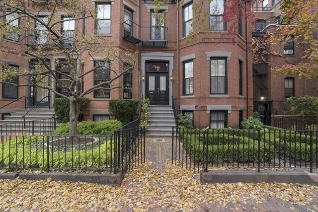 285 Marlborough St, Boston, MA, 02116, Back Bay Home For Sale