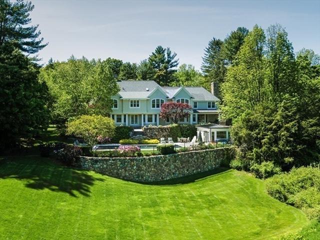 445 Concord Rd, Weston, MA, 02493,  Home For Sale