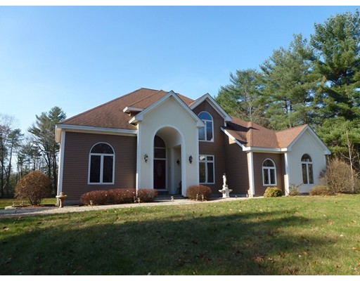 180 Willard Road, Ashburnham, MA