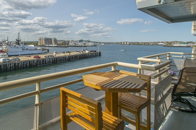 3 Battery Wharf, Boston, MA, 02109, Waterfront Home For Sale