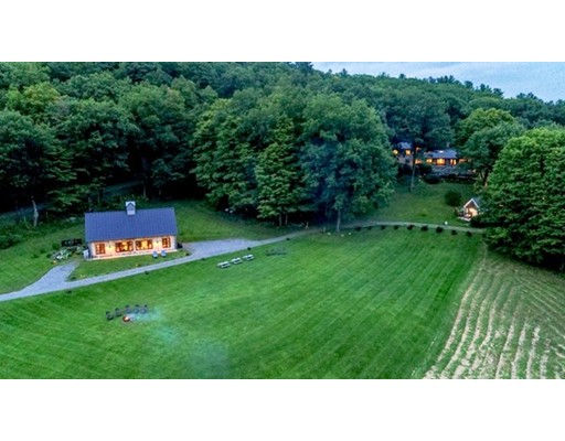 192 & 176 Burnt Hill Road, Charlemont, MA 01339