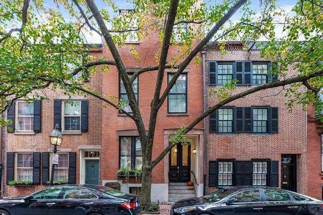35 Pinckney St, Boston, MA, 02114, Beacon Hill Home For Sale