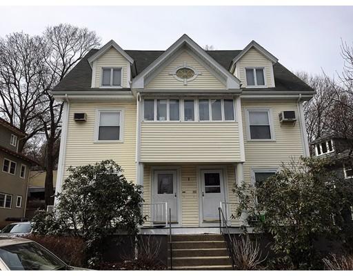 1 Columbia Terrace, Brookline, Ma 02446