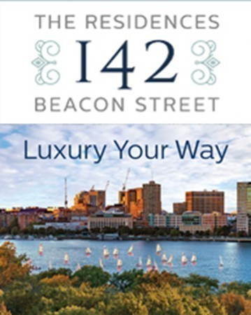 142 Beacon St., Boston, MA, 02116, Back Bay Home For Sale