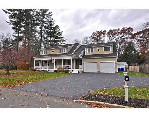 3 Wilkes Circle, Rockland, MA
