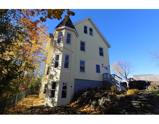 25 Sawyer Street, Malden, MA 02148