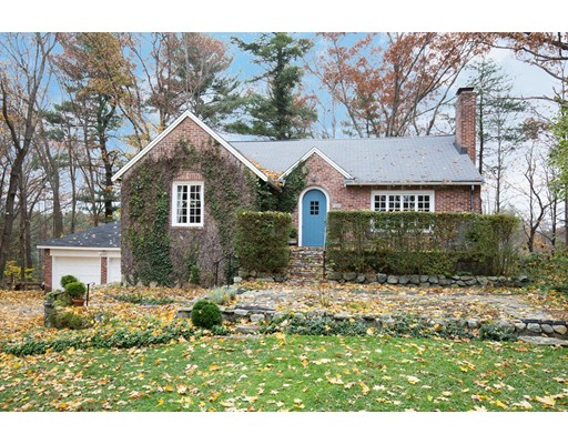 709 Boston Post Road, Weston, MA