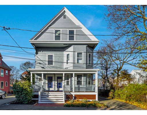4 Spruce Avenue, Cambridge, MA 02138