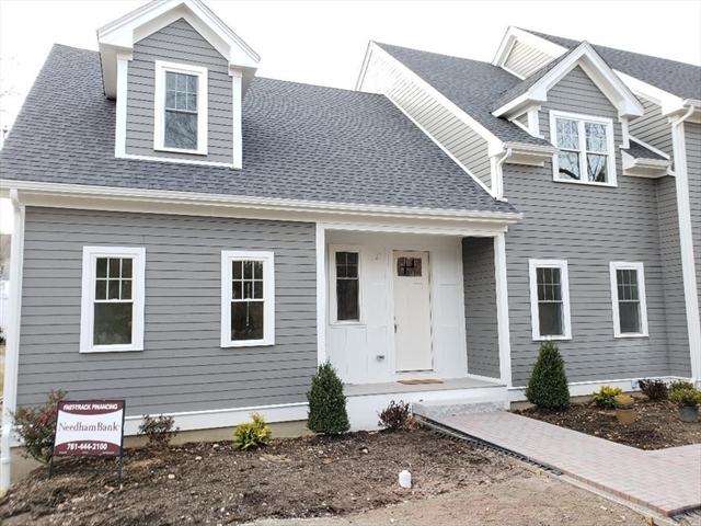 4A Temple St, Natick, MA, 01760, Middlesex Home For Sale