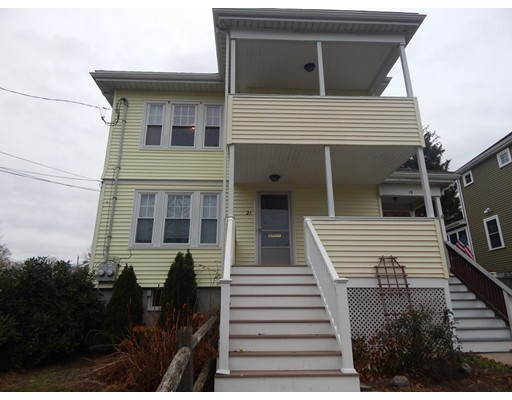 21 Clement Terrace, Quincy, Ma 02171