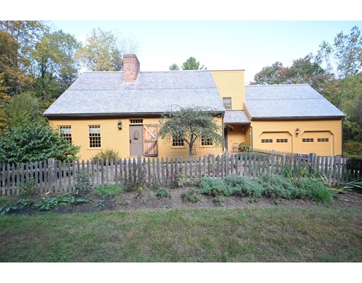 93 Old Colony Road Princeton MA 01541