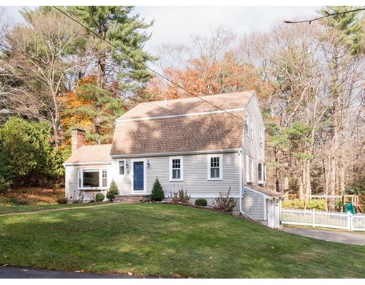 99 Aaron River Road, Cohasset, MA
