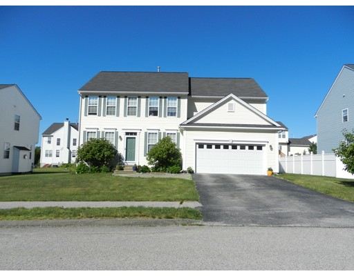 5 Hibiscus Drive, Worcester, MA