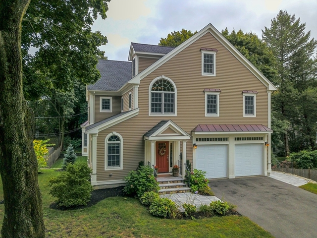 6 Thornton Rd, Winchester, MA, 01890, Middlesex Home For Sale