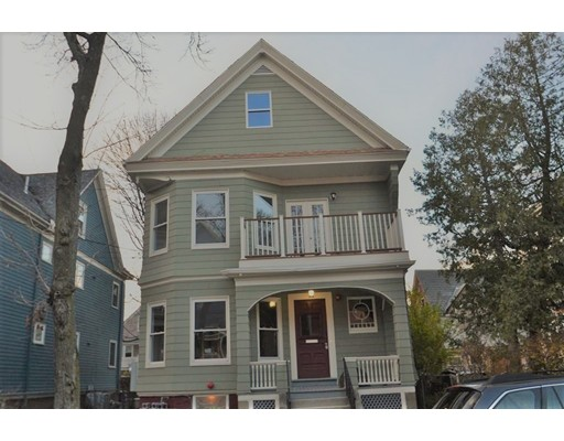 24 Willow Avenue Somerville MA 02144