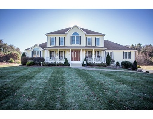 55 New Taunton Avenue, Norton, MA
