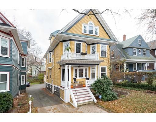 77 Melville Avenue, Boston, MA 02124