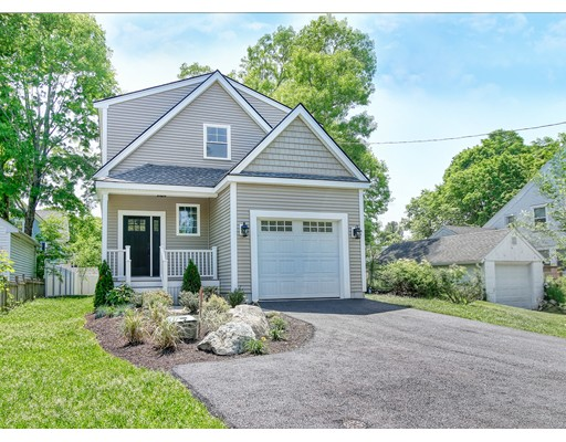 4 Hill Street, Lexington, MA